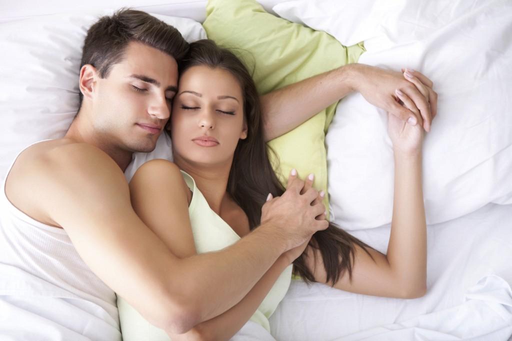 Pareja posiciones dormir Significado de