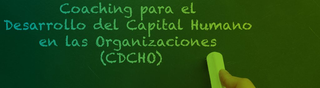 Coaching para el Desarrollo del Capital Humano